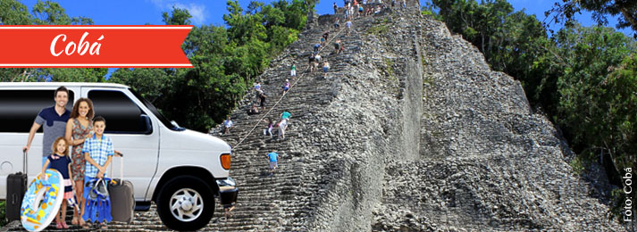 How to get to Coba ruins